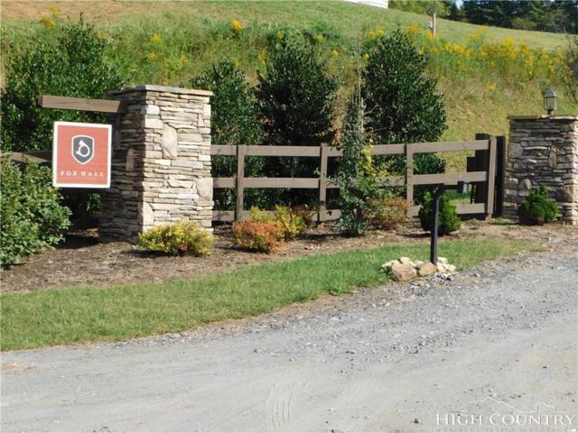 646 Fox Crest Overlook, Laurel Springs, NC 28644 (MLS #206592) :: Keller Williams Realty - Exurbia Real Estate Group