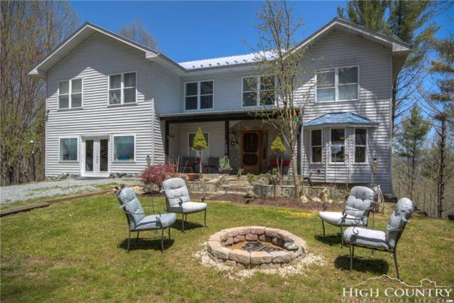 485 Private Drive, Sugar Grove, NC 28679 (MLS #206667) :: Keller Williams Realty - Exurbia Real Estate Group