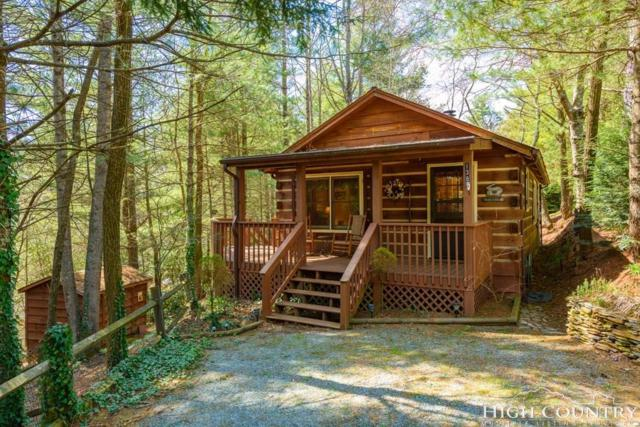 138 Mountain Ivy Lane, Boone, NC 28607 (MLS #206684) :: Keller Williams Realty - Exurbia Real Estate Group