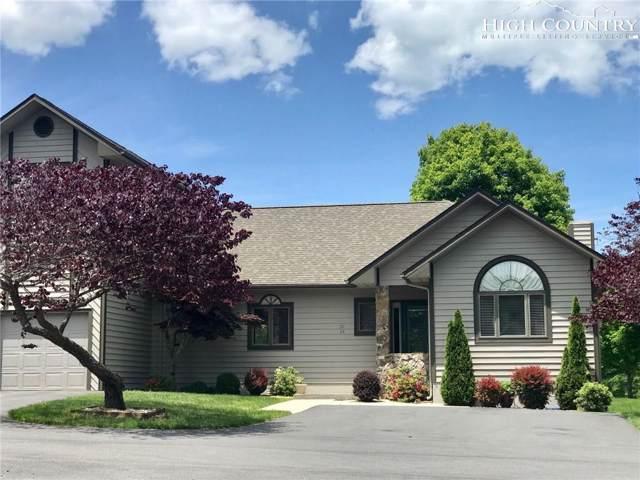 311 E Landing Drive E4, Jefferson, NC 28640 (MLS #206693) :: Keller Williams Realty - Exurbia Real Estate Group
