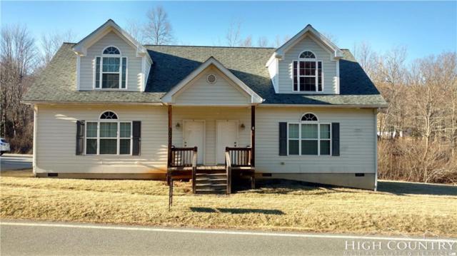 2772/2694 Beaver Creek School Road, West Jefferson, NC 28694 (MLS #206700) :: Keller Williams Realty - Exurbia Real Estate Group