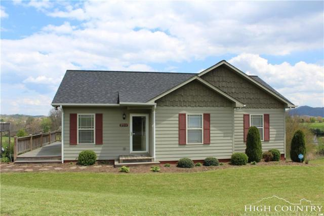 254 Landinview Drive, Jefferson, NC 28640 (MLS #206775) :: Keller Williams Realty - Exurbia Real Estate Group