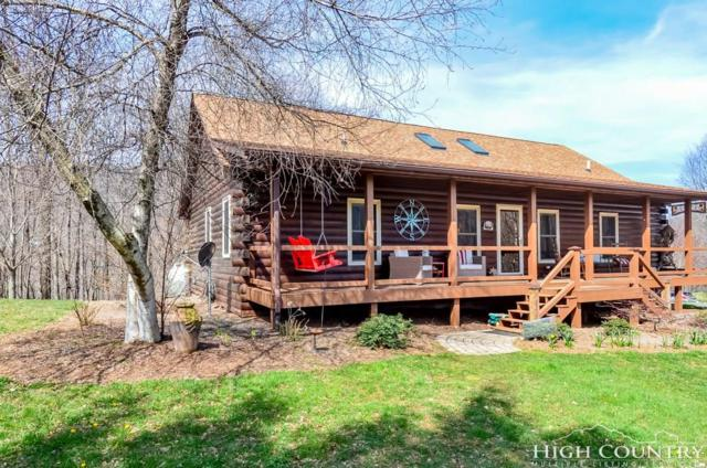 525 Chestnut Farms Road, West Jefferson, NC 28694 (MLS #206804) :: Keller Williams Realty - Exurbia Real Estate Group