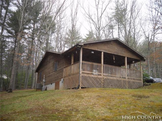 163 Roans Creek Farm Road, Jefferson, NC 28640 (MLS #206842) :: Keller Williams Realty - Exurbia Real Estate Group