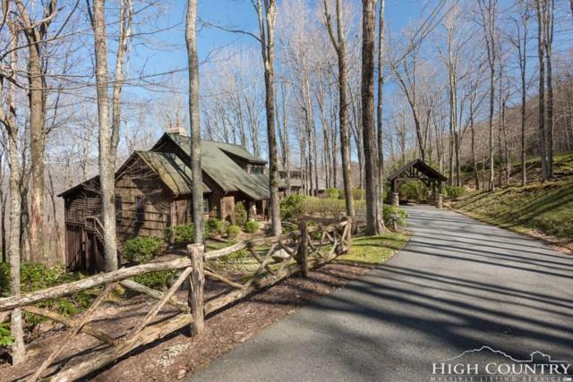 22 Grove Lane E, Banner Elk, NC 28604 (MLS #206876) :: Keller Williams Realty - Exurbia Real Estate Group