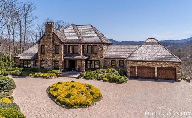 224 Chestnut Trail, Banner Elk, NC 28604 (MLS #206911) :: Keller Williams Realty - Exurbia Real Estate Group