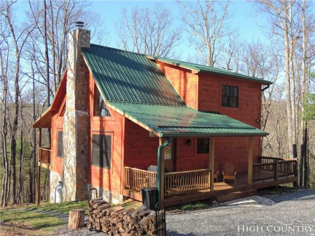 254 Blue Ridge Road, West Jefferson, NC 28694 (MLS #206917) :: Keller Williams Realty - Exurbia Real Estate Group