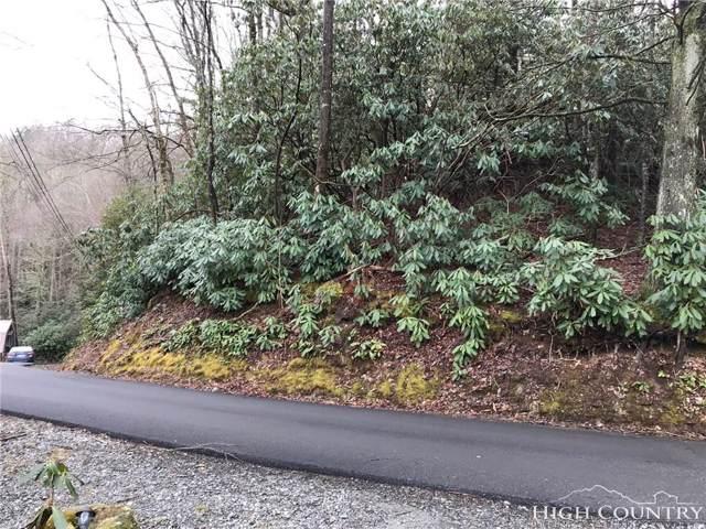 TBD Laurel Ridge Road, Banner Elk, NC 28604 (MLS #206926) :: RE/MAX Impact Realty