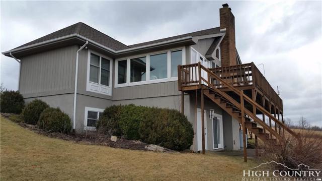 225 Deer Track Lane, Sparta, NC 28675 (MLS #207016) :: Keller Williams Realty - Exurbia Real Estate Group
