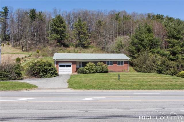 2586 Highway 105, Boone, NC 28607 (MLS #207045) :: Keller Williams Realty - Exurbia Real Estate Group