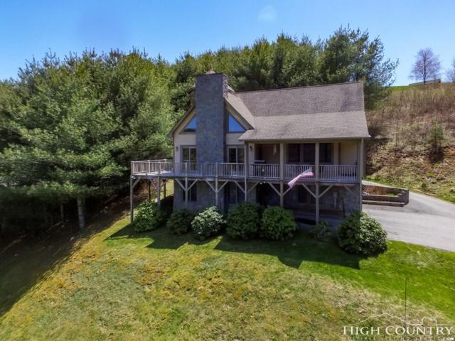 425 Green Meadows Drive, Todd, NC 28684 (MLS #207099) :: Keller Williams Realty - Exurbia Real Estate Group