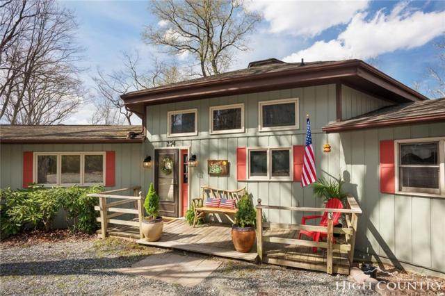 274 Green Cove Road, Sugar Mountain, NC 28604 (MLS #207153) :: Keller Williams Realty - Exurbia Real Estate Group