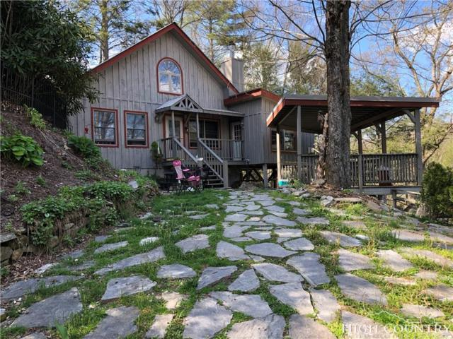 194 Peacock Drive, Blowing Rock, NC 28605 (MLS #207171) :: Keller Williams Realty - Exurbia Real Estate Group