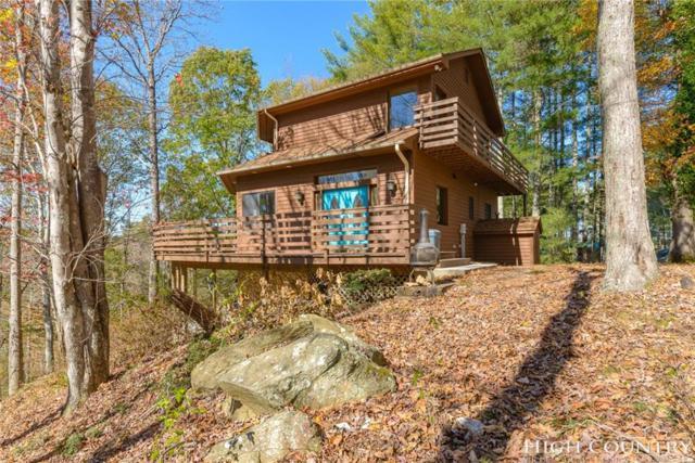 221 Hidden Mountain Lane, Crumpler, NC 28617 (MLS #207229) :: Keller Williams Realty - Exurbia Real Estate Group