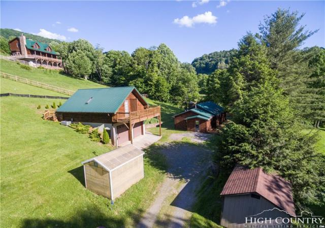 285 Burl Lawrence Road, Vilas, NC 28692 (MLS #207289) :: Keller Williams Realty - Exurbia Real Estate Group
