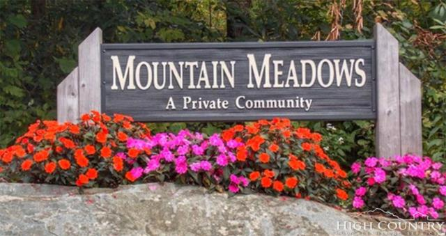 TBD Meadow Avenue, Banner Elk, NC 28604 (MLS #207300) :: Keller Williams Realty - Exurbia Real Estate Group