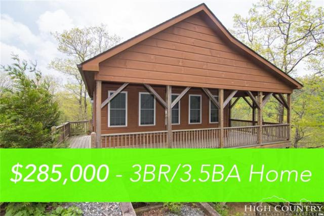 273 Winklers Creek Estates Drive, Boone, NC 28607 (MLS #207358) :: Keller Williams Realty - Exurbia Real Estate Group