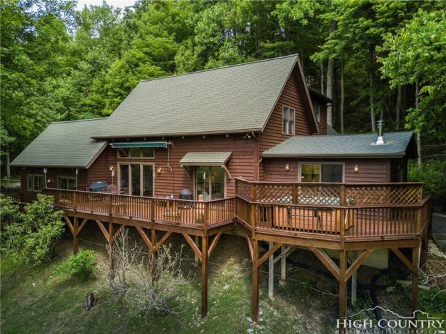 2298 Russ Cornett, Boone, NC 28607 (MLS #207403) :: Keller Williams Realty - Exurbia Real Estate Group
