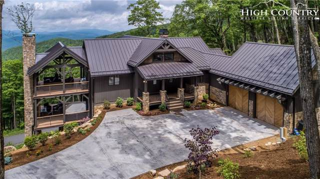 306 N Indian Rock Drive, Banner Elk, NC 28604 (MLS #207412) :: Keller Williams Realty - Exurbia Real Estate Group