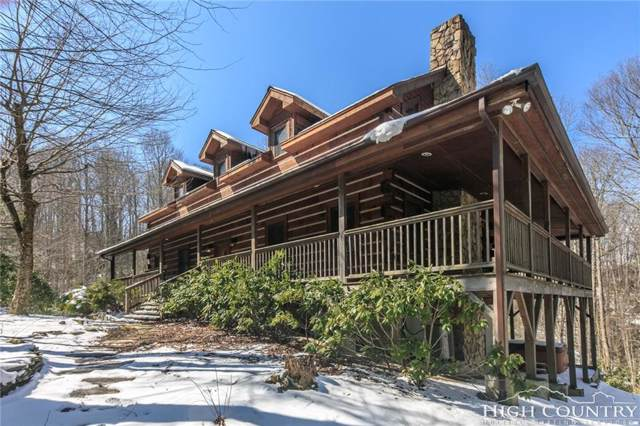 624 Woodridge Drive, Boone, NC 28607 (MLS #207467) :: RE/MAX Impact Realty