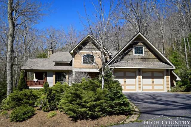 34 Hanging Rock Knoll, Banner Elk, NC 28604 (MLS #207493) :: Keller Williams Realty - Exurbia Real Estate Group