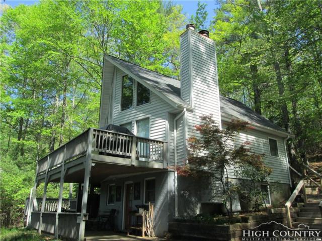 860 Lake View Trail, Fleetwood, NC 28626 (MLS #207526) :: Keller Williams Realty - Exurbia Real Estate Group