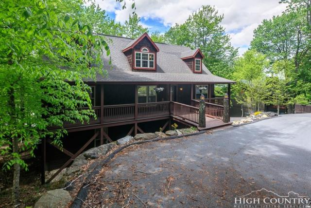 115 Saint Andrews Road, Beech Mountain, NC 28604 (MLS #207549) :: Keller Williams Realty - Exurbia Real Estate Group
