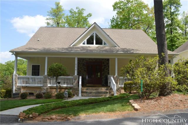 204 Laurel Cottage Lane, Roaring Gap, NC 28668 (MLS #207554) :: Keller Williams Realty - Exurbia Real Estate Group