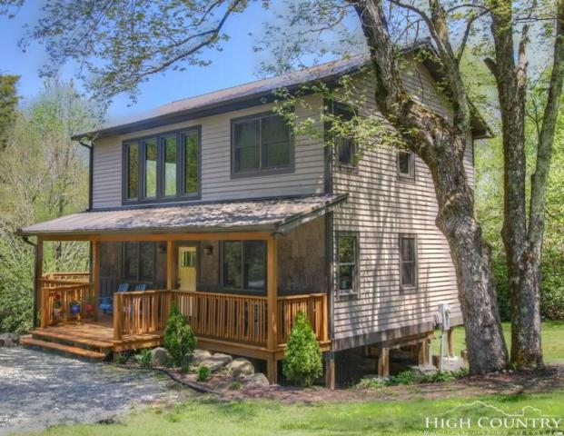 1743 Payne Branch Road, Blowing Rock, NC 28605 (MLS #207560) :: Keller Williams Realty - Exurbia Real Estate Group