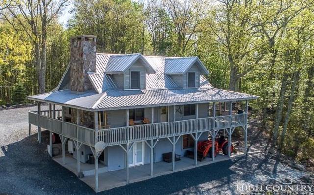 1565 Andy Hicks Road, Banner Elk, NC 28604 (MLS #207566) :: Keller Williams Realty - Exurbia Real Estate Group