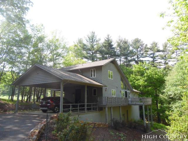 220 Woodberry Forest, Roaring Gap, NC 28668 (MLS #207580) :: Keller Williams Realty - Exurbia Real Estate Group