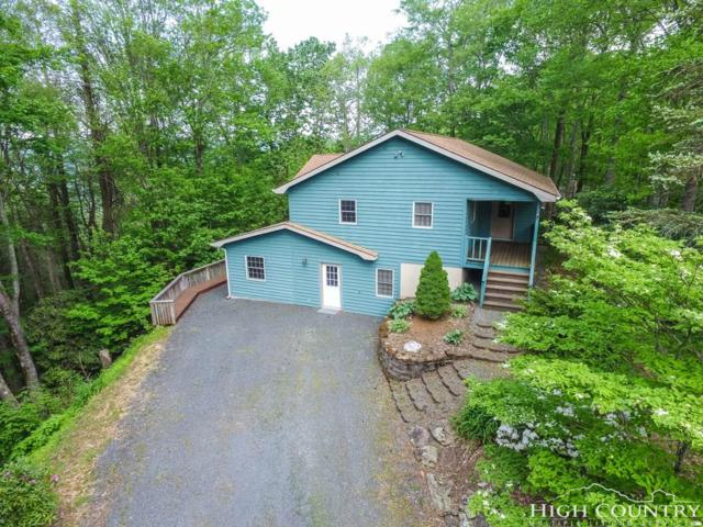 298 Basswood Road, Banner Elk, NC 28604 (MLS #207582) :: Keller Williams Realty - Exurbia Real Estate Group