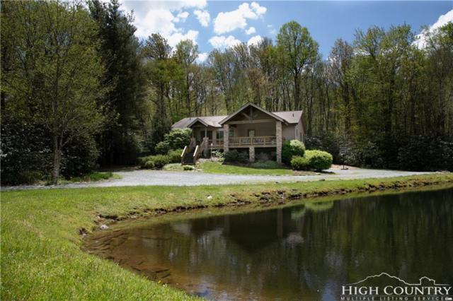 2944 Holloway Mountain Road, Blowing Rock, NC 28605 (MLS #207657) :: Keller Williams Realty - Exurbia Real Estate Group