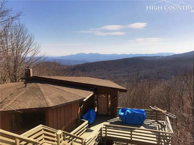 128 Village Road, Beech Mountain, NC 28604 (MLS #207705) :: RE/MAX Impact Realty