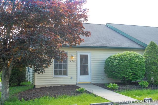 484 Kellwood Drive, Boone, NC 28607 (MLS #207728) :: Keller Williams Realty - Exurbia Real Estate Group
