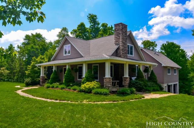 671 Parkcrest Drive, Boone, NC 28607 (MLS #207742) :: Keller Williams Realty - Exurbia Real Estate Group