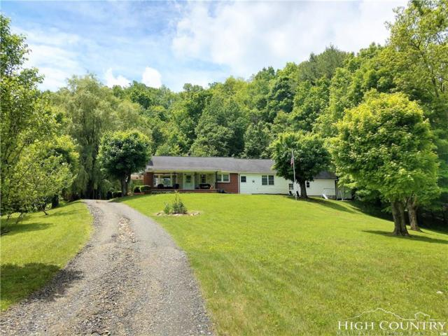 910 Nettle Knob Road, West Jefferson, NC 28694 (MLS #207759) :: Keller Williams Realty - Exurbia Real Estate Group