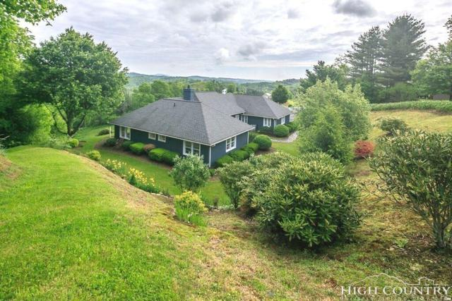 555 Chestnut Knob Road, Boone, NC 28607 (MLS #207772) :: Keller Williams Realty - Exurbia Real Estate Group