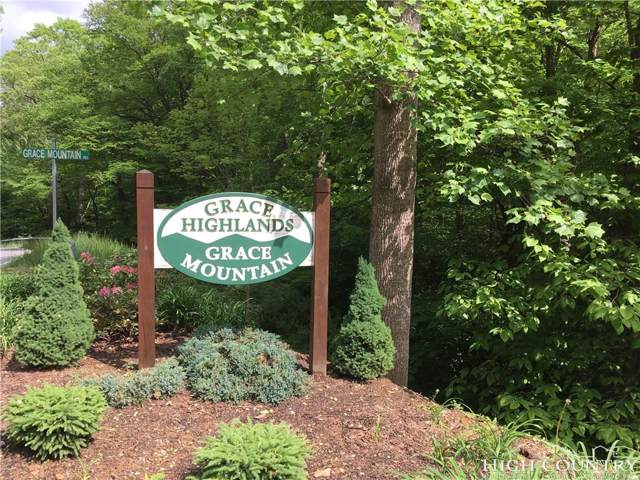 TBD Alpine Forest Drive, Todd, NC 28684 (MLS #207797) :: RE/MAX Impact Realty