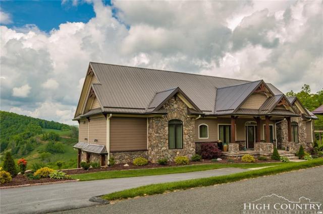 281 Elk Summit Drive, Todd, NC 28684 (MLS #207830) :: Keller Williams Realty - Exurbia Real Estate Group