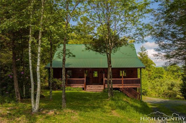 976 Twin Bridges Drive, Fleetwood, NC 28626 (MLS #207846) :: Keller Williams Realty - Exurbia Real Estate Group