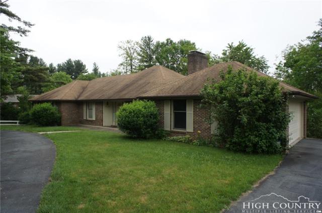656 Appalachian Drive, Boone, NC 28607 (MLS #207859) :: Keller Williams Realty - Exurbia Real Estate Group