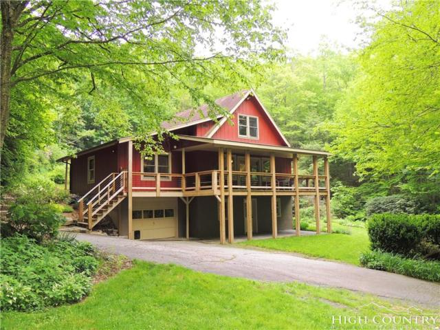 256 Rainbow Mountain Road, Boone, NC 28607 (MLS #207861) :: Keller Williams Realty - Exurbia Real Estate Group