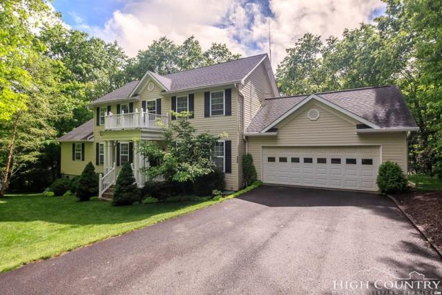 390 Peace Street, Fleetwood, NC 28626 (MLS #207893) :: Keller Williams Realty - Exurbia Real Estate Group