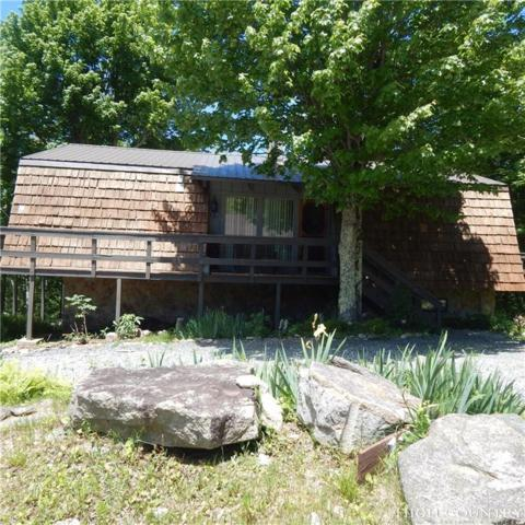131 Upper Snowbird Trail, Beech Mountain, NC 28604 (MLS #207898) :: RE/MAX Impact Realty