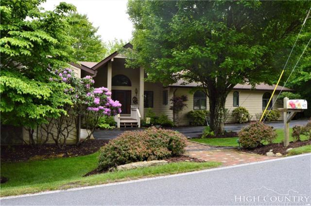 204 St Andrews Road, Beech Mountain, NC 28604 (MLS #207919) :: Keller Williams Realty - Exurbia Real Estate Group