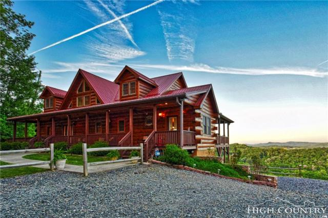 247 Acorn Trail, Fleetwood, NC 28626 (MLS #208035) :: Keller Williams Realty - Exurbia Real Estate Group