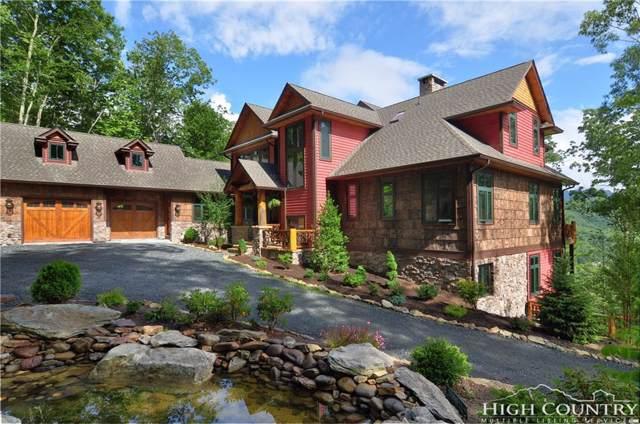 488 Farm Loop Road Road, Banner Elk, NC 28604 (MLS #208065) :: Keller Williams Realty - Exurbia Real Estate Group