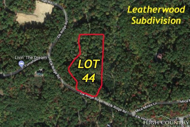 TBD Elk Horn Road, Ferguson, NC 28624 (MLS #208129) :: Keller Williams Realty - Exurbia Real Estate Group