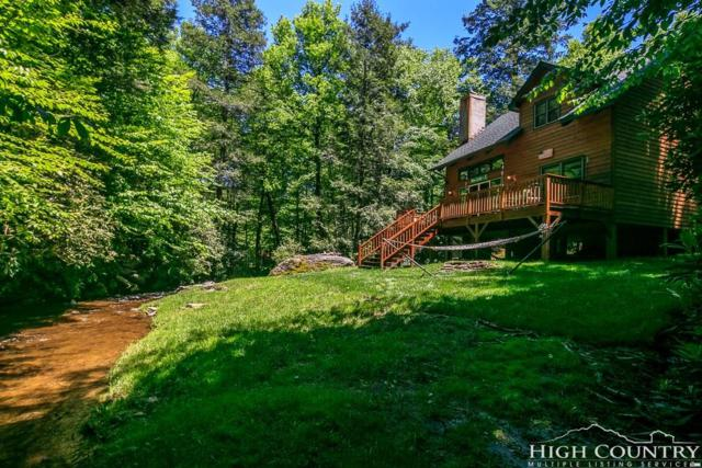 365 Creek View Lane, Boone, NC 28607 (MLS #208255) :: Keller Williams Realty - Exurbia Real Estate Group